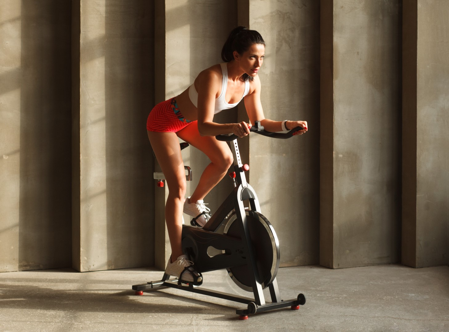Spinning to lose weight