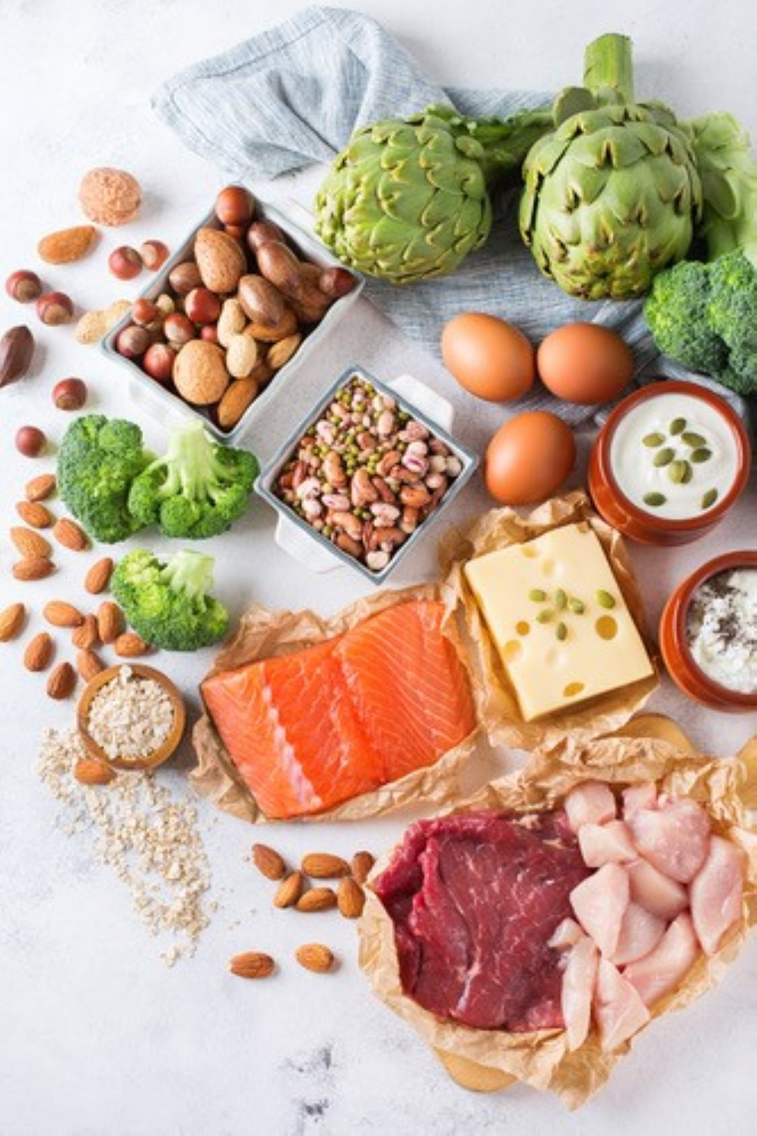 Proteins and weight loss