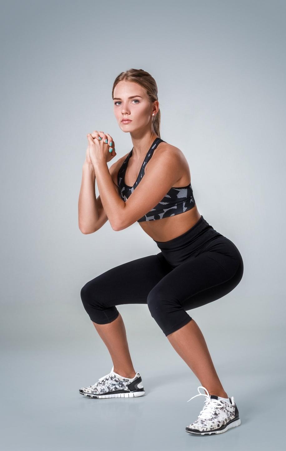 Antrenament Tabata pentru partea inferioara a corpului
