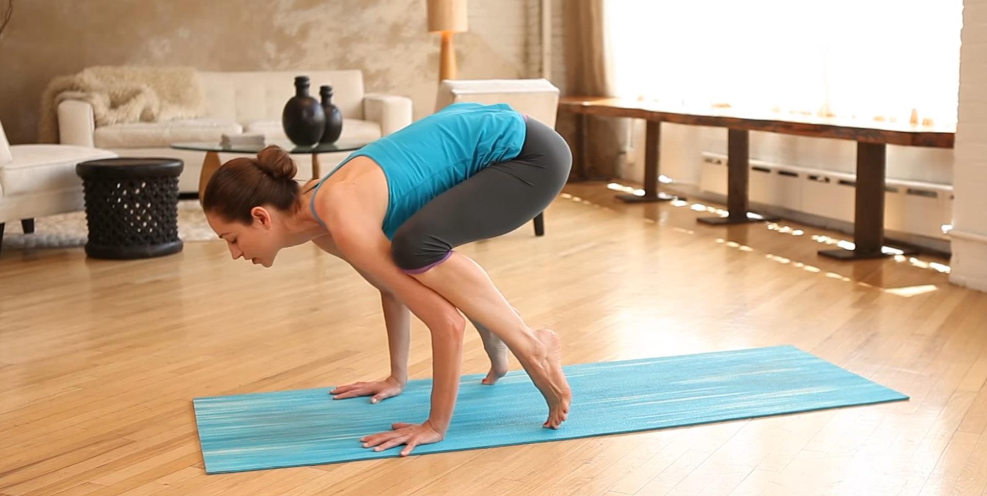 Hard Poses Made Easy | Intermediate Yoga with Tara Stiles