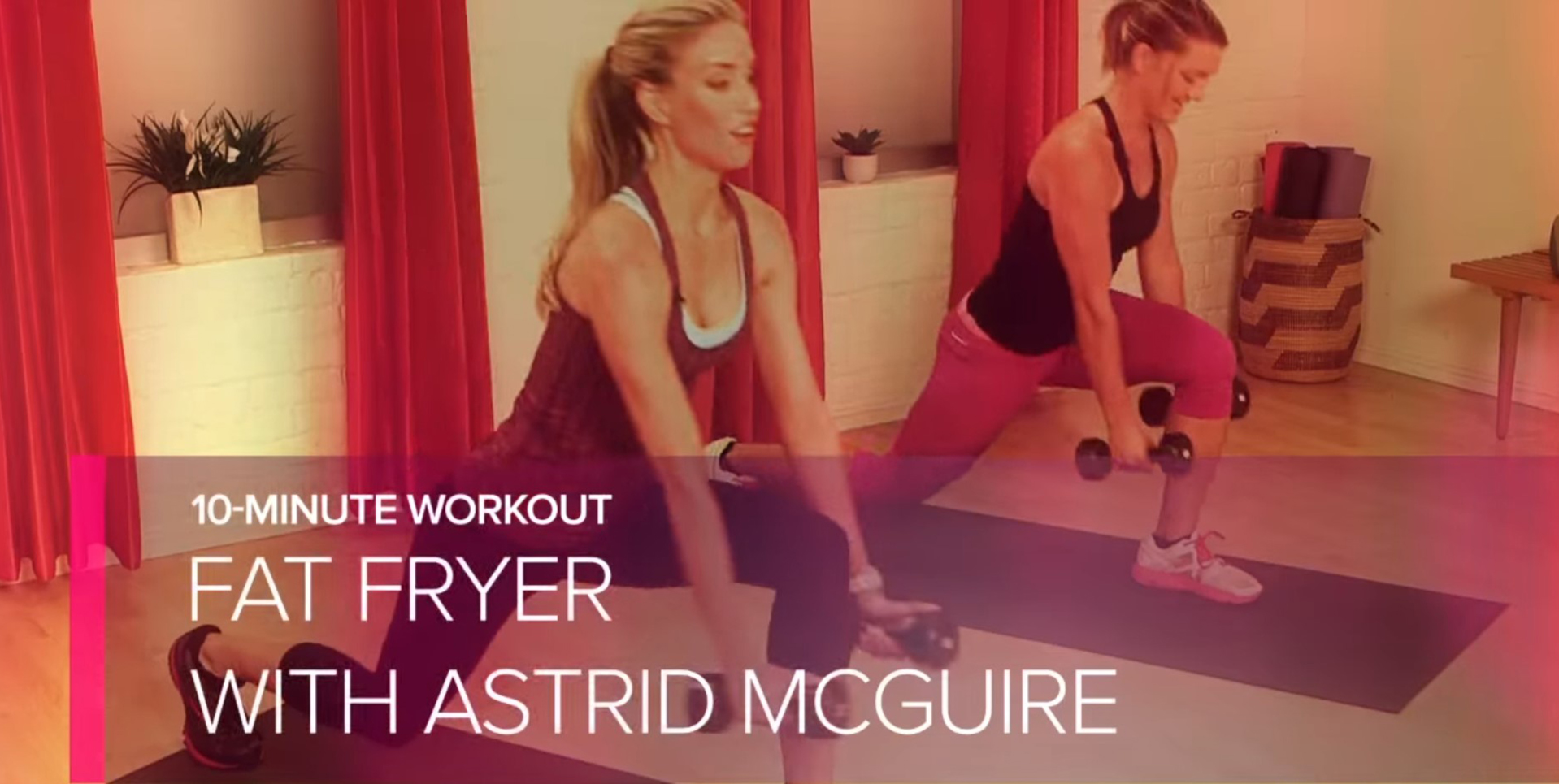10-Minute Fat Burning Workout | Class FitSugar