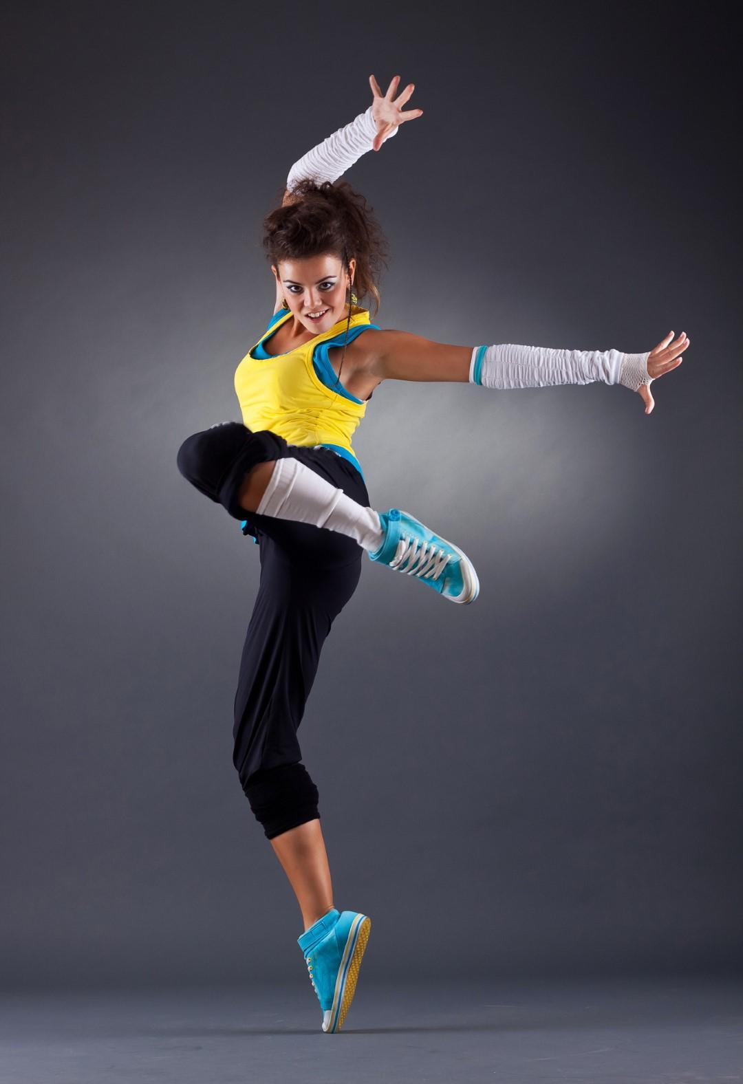 Dansul - un antrenament energic
