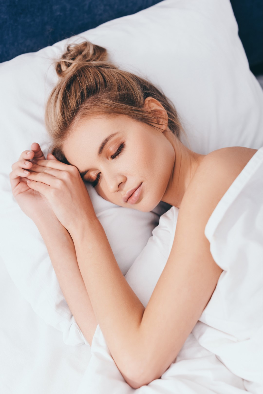 Corelatia dintre un somn calitativ si un ten sanatos