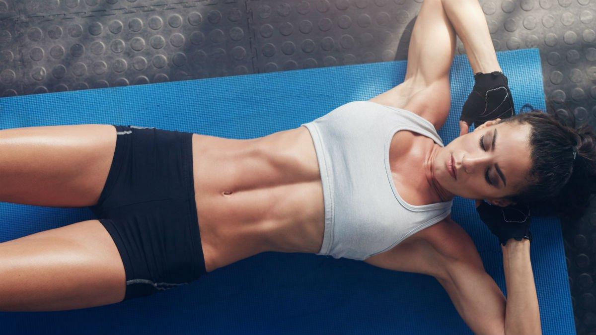 The FitnessRx Flat Ab Diet