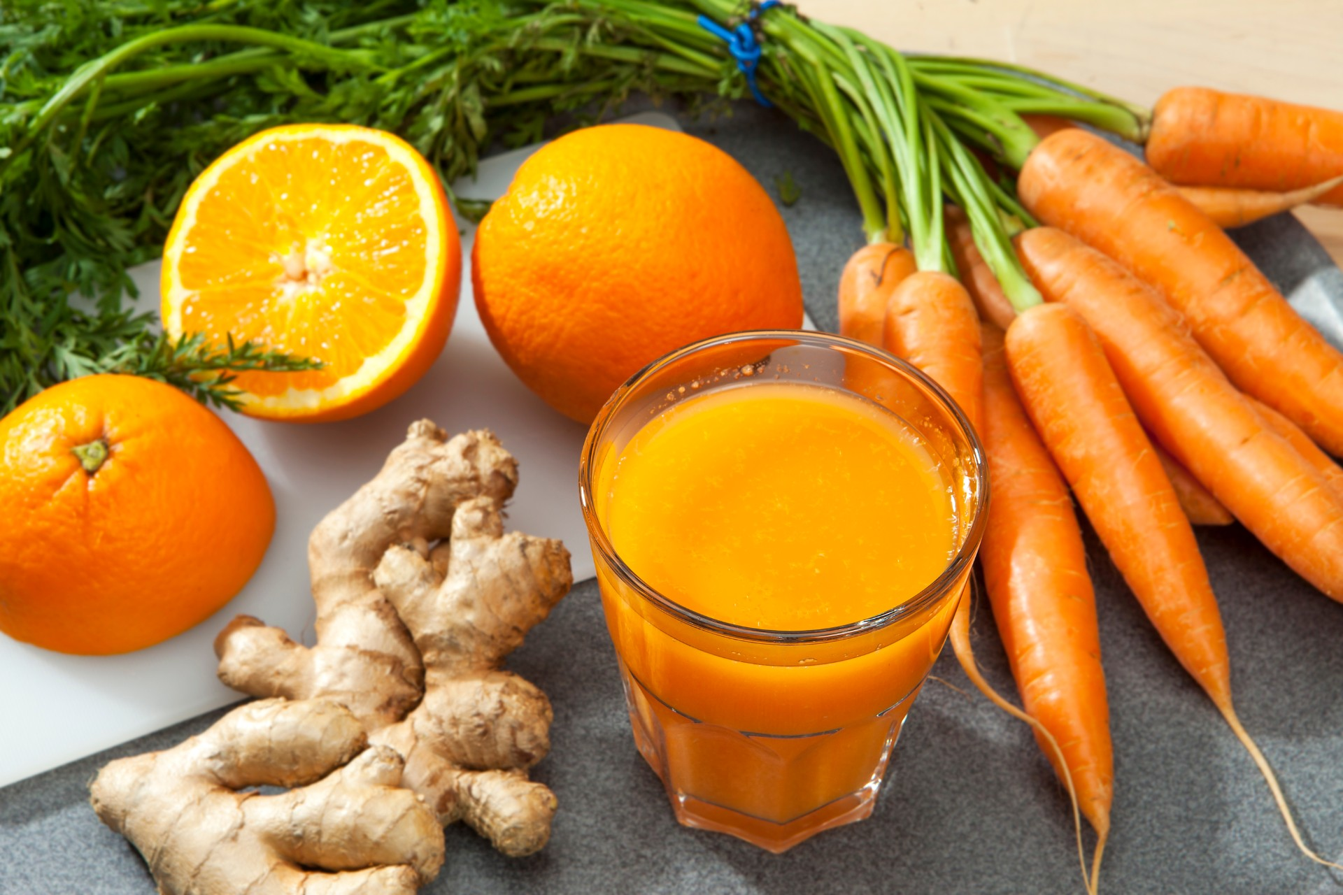 Idee pentru micul dejun - un smoothie sănătos