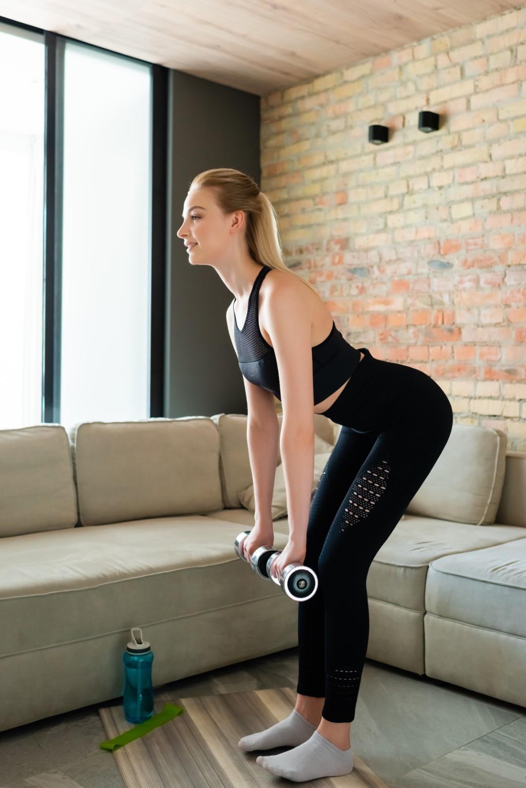 Necesitatea antrenării musculaturii spatelui