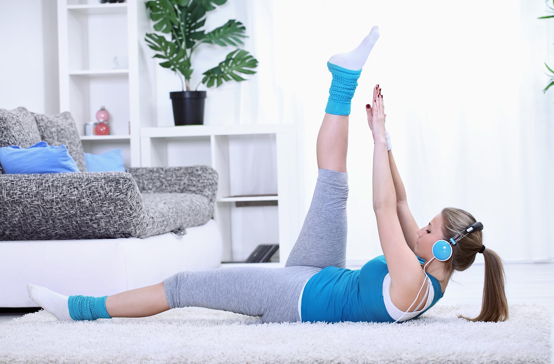 Pilates - un antrenament scurt si eficient