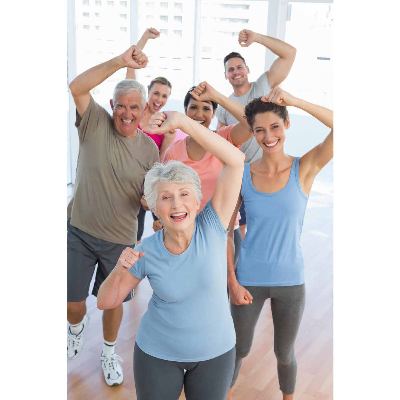 Antrenament pentru seniori si persoanele cu mobilitate limitata