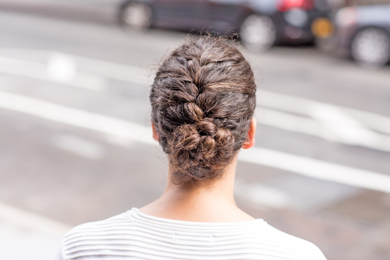 7 Hairstyle Ideas for When You Should Have Washed Your Hair But, Well, You Didn't