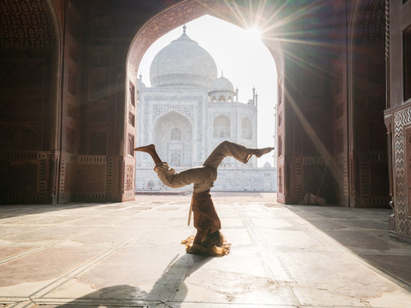 The best destinations for Yoga in India