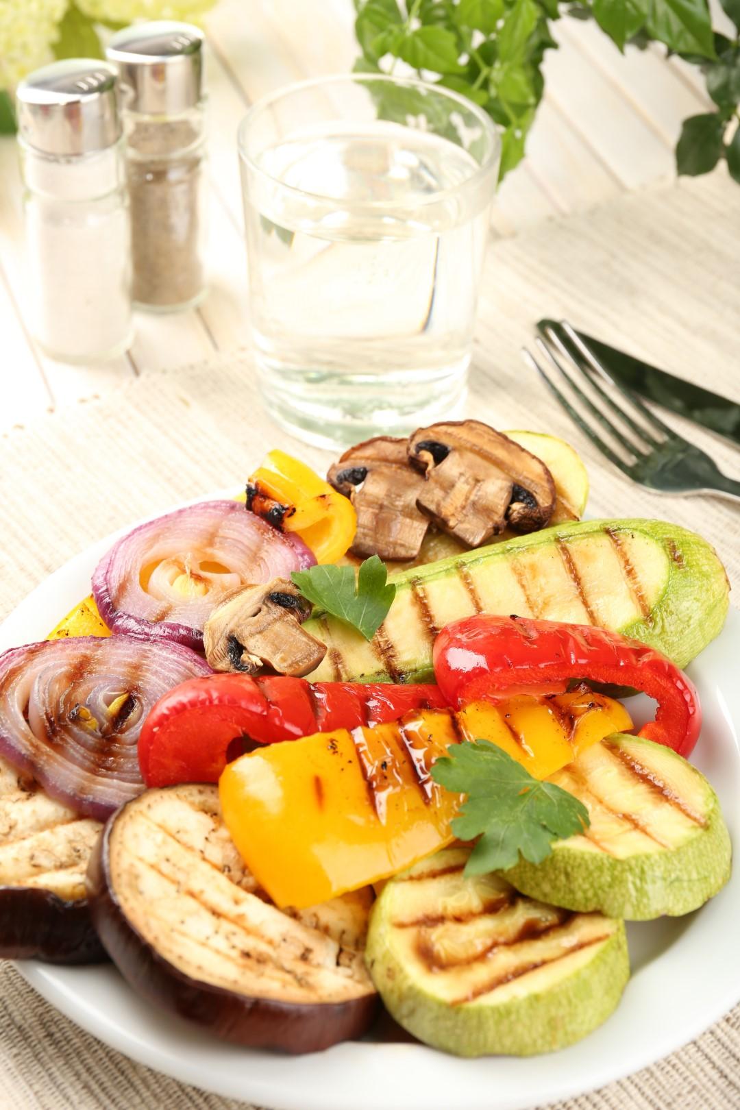 Tips&Tricks pentru prepararea legumelor la grătar
