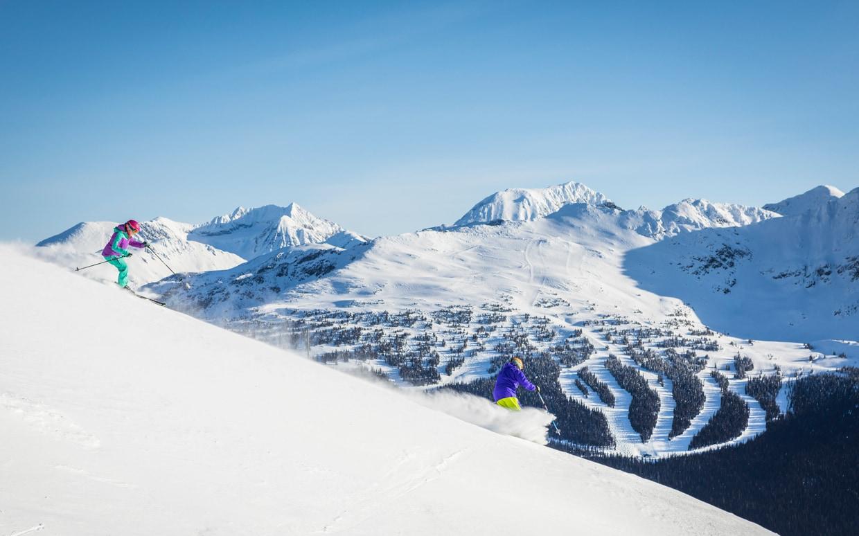 Best ski resorts for guaranteed snow