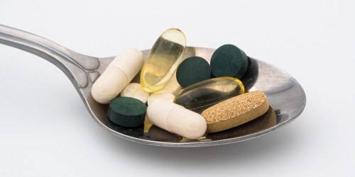 Suplimentarea cu vitamine și minerale