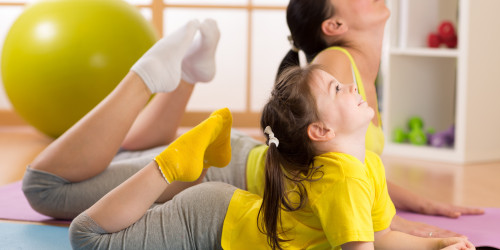 Yoga pentru întreaga familie