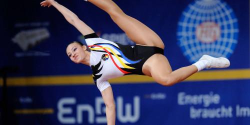 Campioana Mondiala Cristina Nedelcu