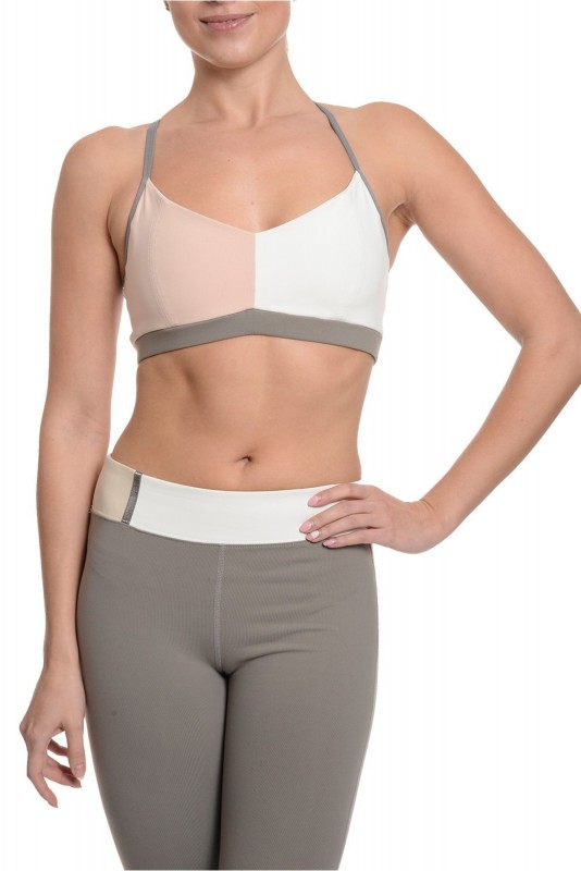 B FIT DIAMOND BACK SPORTS BRA